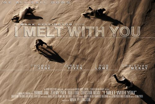 I Melt With You Poster from Tim Bradstreet
