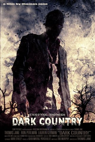 Dark Country original poster