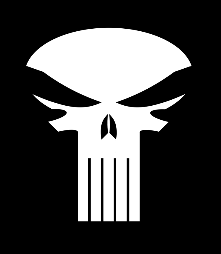 New Punisher Skull from ComicCon - Raw Studios